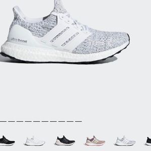 Women ultraboost pink OR white available